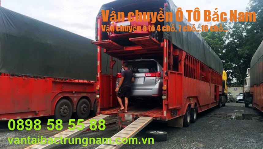Gửi ô tô từ Hà Nội ra Sài Gòn giá rẻ 2019